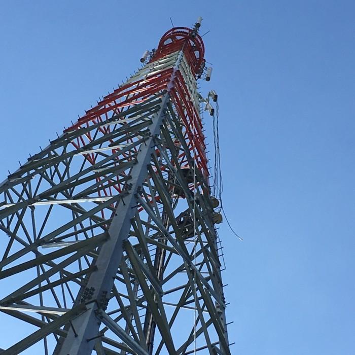 通信設備作業
