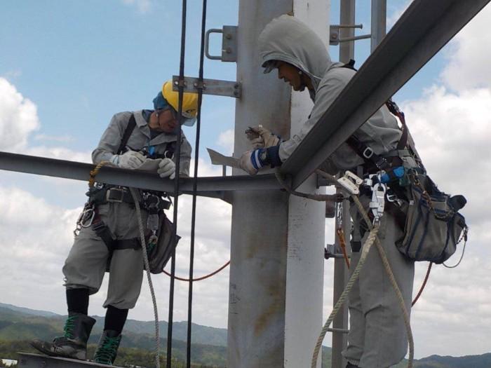 電気工事のプロ職人として働いてみませんか?